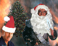 Star Trek Xmas Wallpaper,Star Trek,Christmas,Trek,Spot of Borg